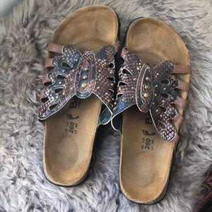 Birkenstock betula brown sandals